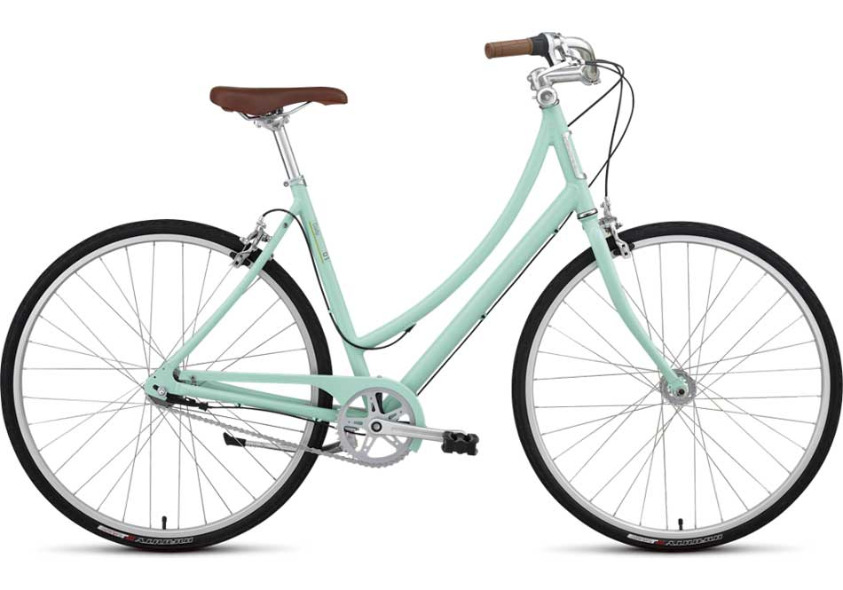 Women's Globe bike daily 1 from Kría cycles