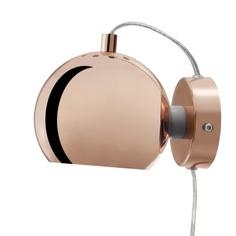 Ball light in Copper by Frandsen